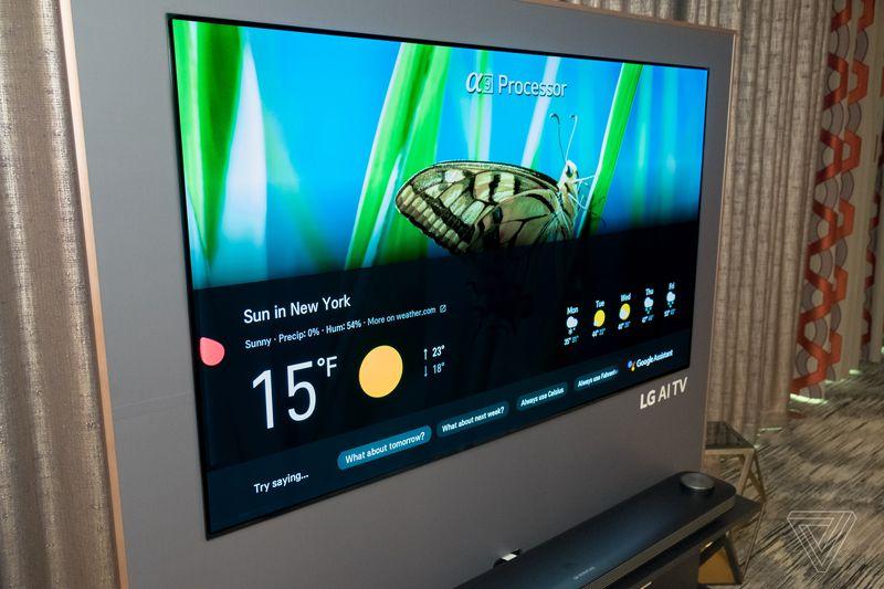 Lg Presenta Ufficialmente Nuove Tv 4k Oled E Super Uhd Con