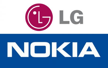 LG Nokia logo