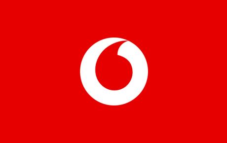 My Vodafone logo
