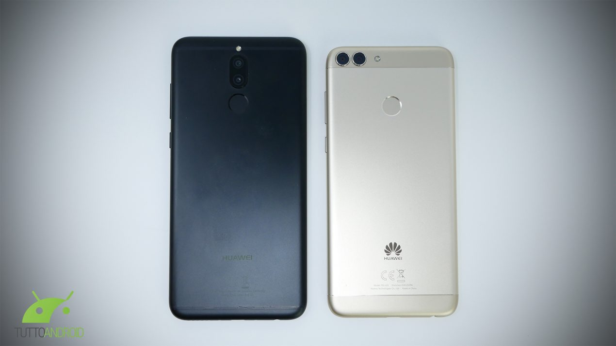 huawei p10 lite vs p smart