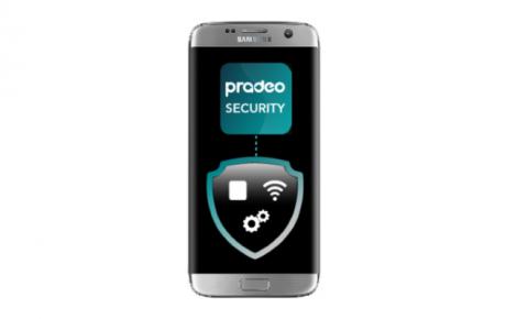 Pradeo Security per Samsung