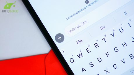 SMS messaggi android