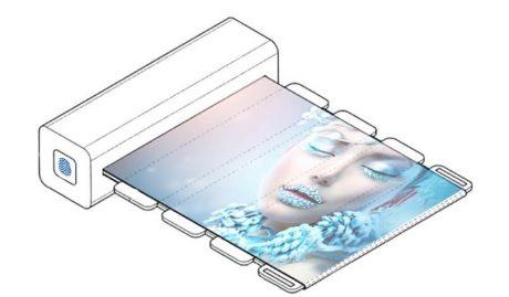 Samsung display arrotolabile 1