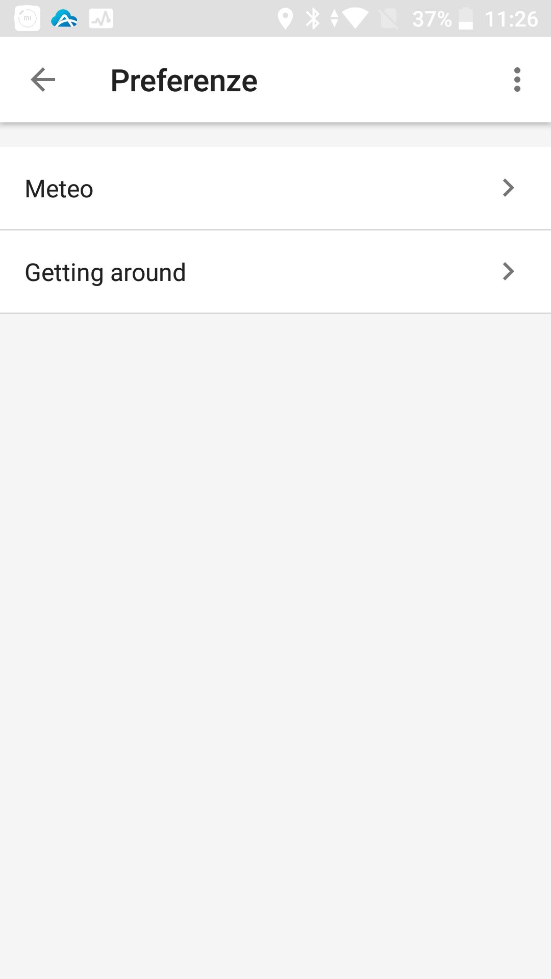 Getting around arriva su google assistant per tutti anche in italiano tuttoandroid for Google assistant italia
