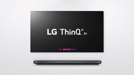 Smart TV LG ThinQ e α alpha 9