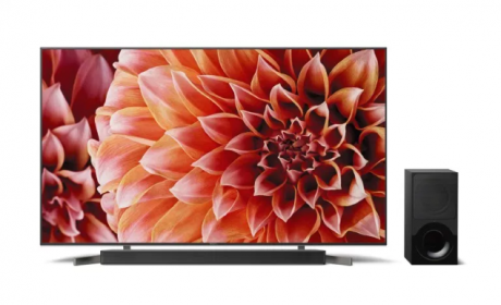 Sony Android TV CES 2018 1