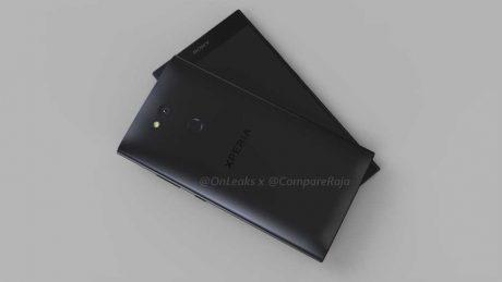 Sony Xperia L2 render 1