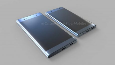 Sony Xperia XA2 Family Renders 1