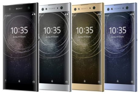 Il Sony Xperia XA2 Ultra in arrivo in Europa all'inizio di febbraio