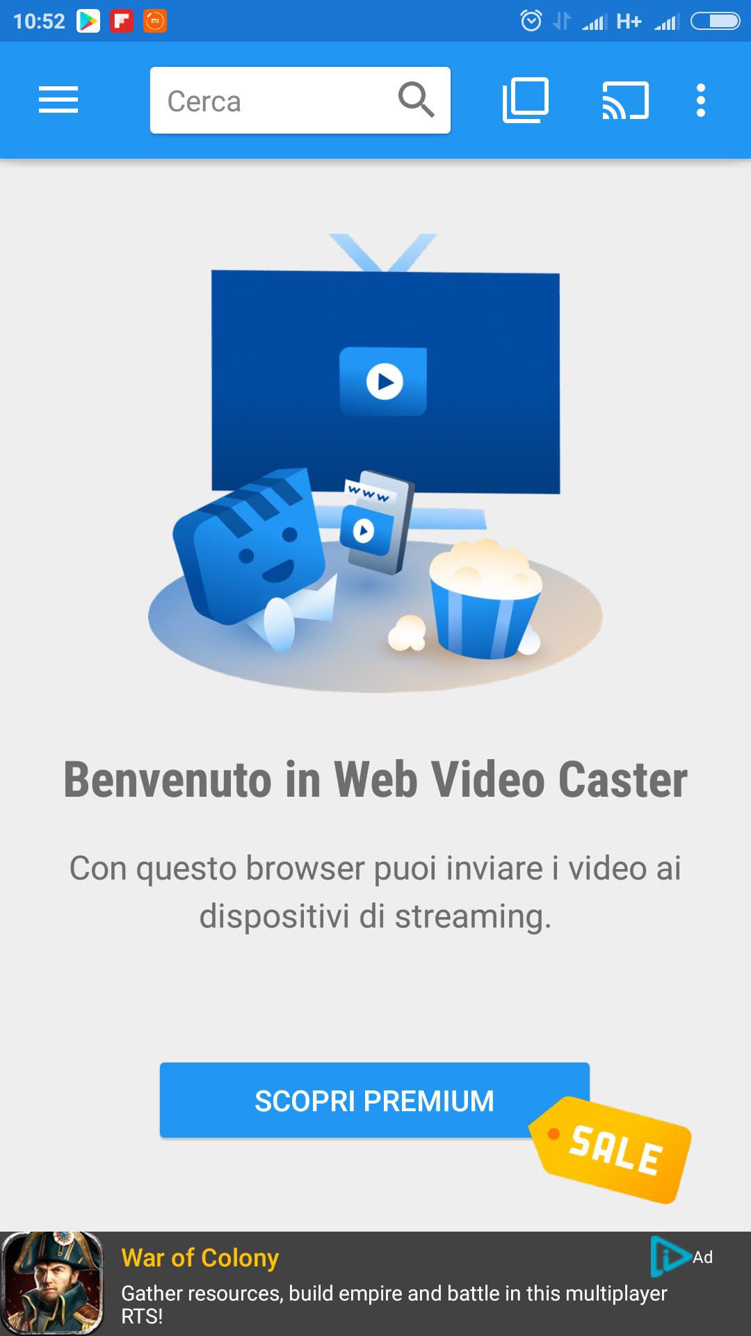 Web Video Cast how to 1