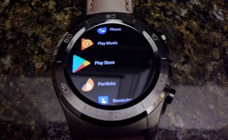 Android wear 2.8 update 1