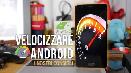 Copertina velocizzare android