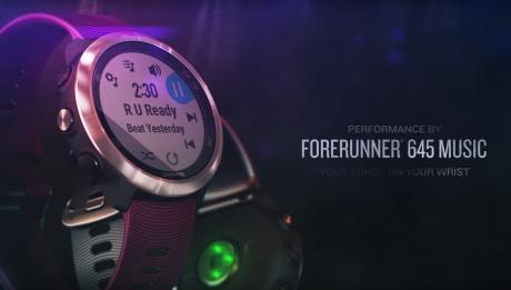 5ce06392329b96 Garmin stupisce al CES 2018: Forerunner 645 Music è il primo sportwatch  dell'azienda con spazio per l'archiviazione musicale