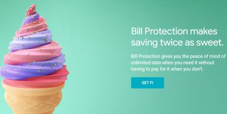 Google Project Fi introduce Bill Protection: dati illimitati e una soglia massima alla spesa mensile