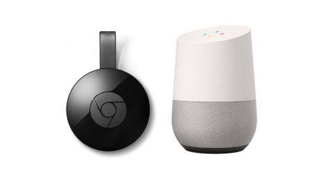 Googlehome chromecast 1