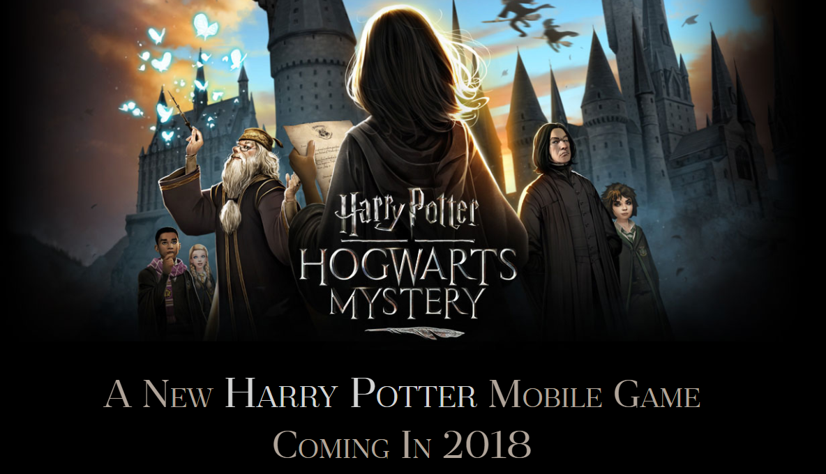 Ecco il primo trailer di harry potter hogwarts mistery for Mobili harry potter