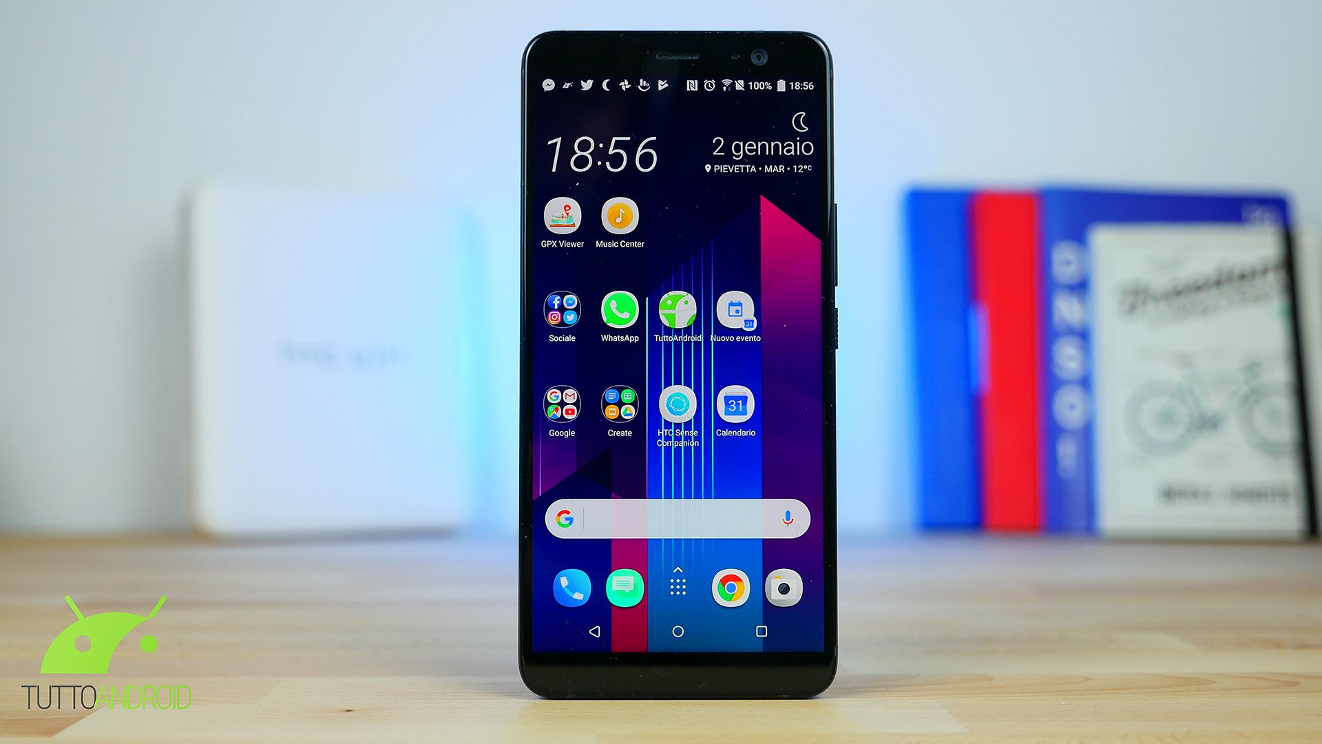 HTC U11 ritorna in vita grazie alla LineageOS 17.1 non uffic