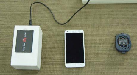 Huawei batteria