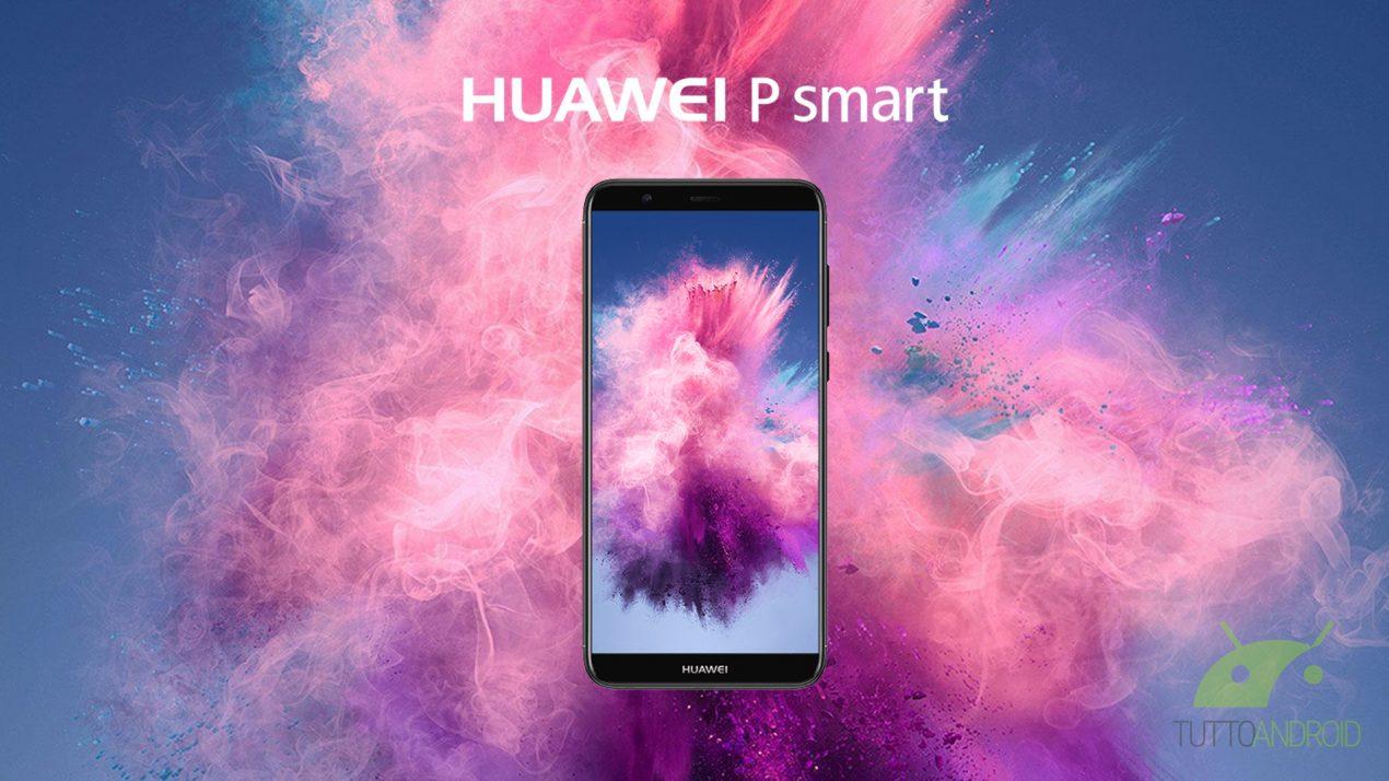 Huawei P Smart: caratteristiche tecniche e prezzo italiano
