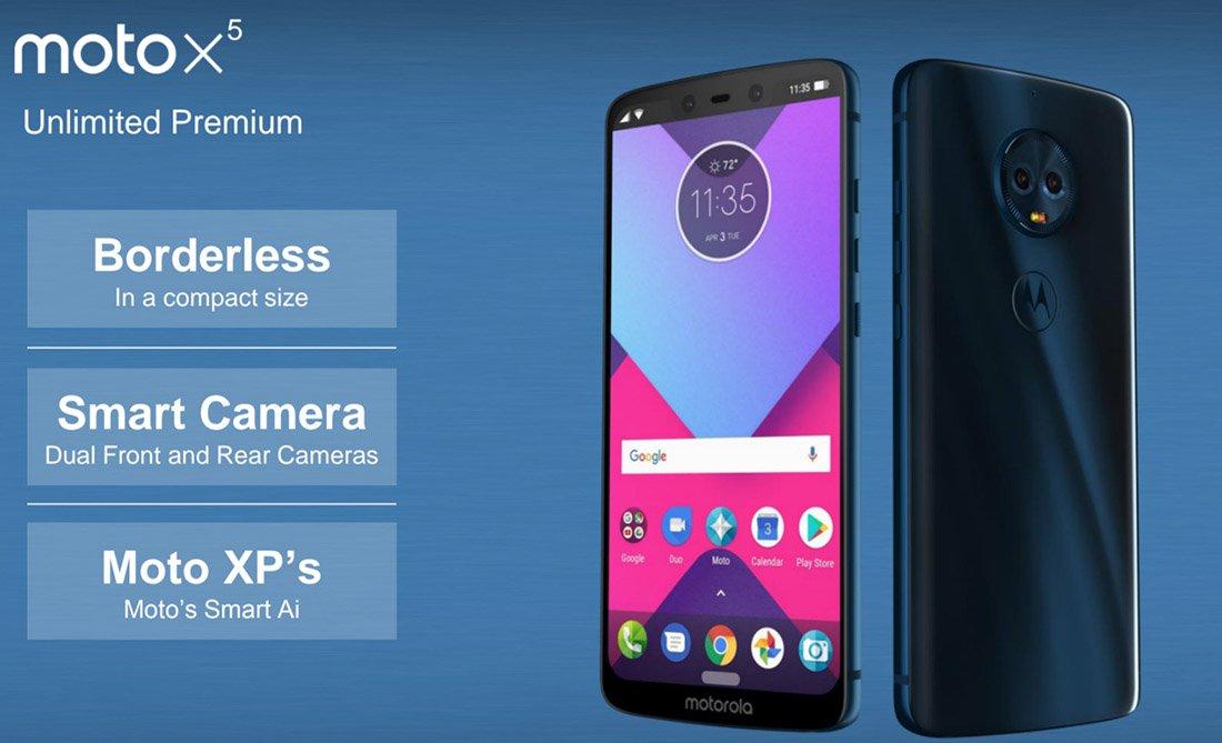 Motorola Moto G6 Plus: il device si mostra in nuovi render