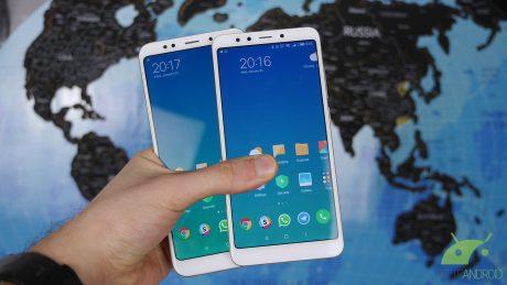 Xiaomi Redmi 5 e Redmi 5 Plus arrivano nel Mi Store in Spagn