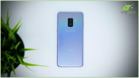 Samsung Galaxy A8 (2018) si aggiorna ad Android 9 Pie e One UI in Italia