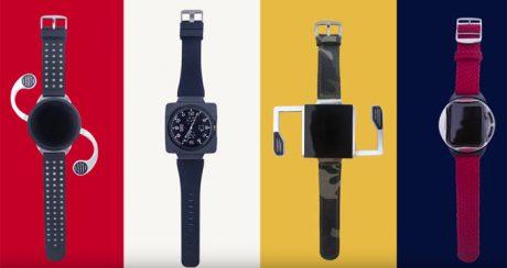 Shell smartwatch può trasformare se stesso e altri smartwatch in telefoni