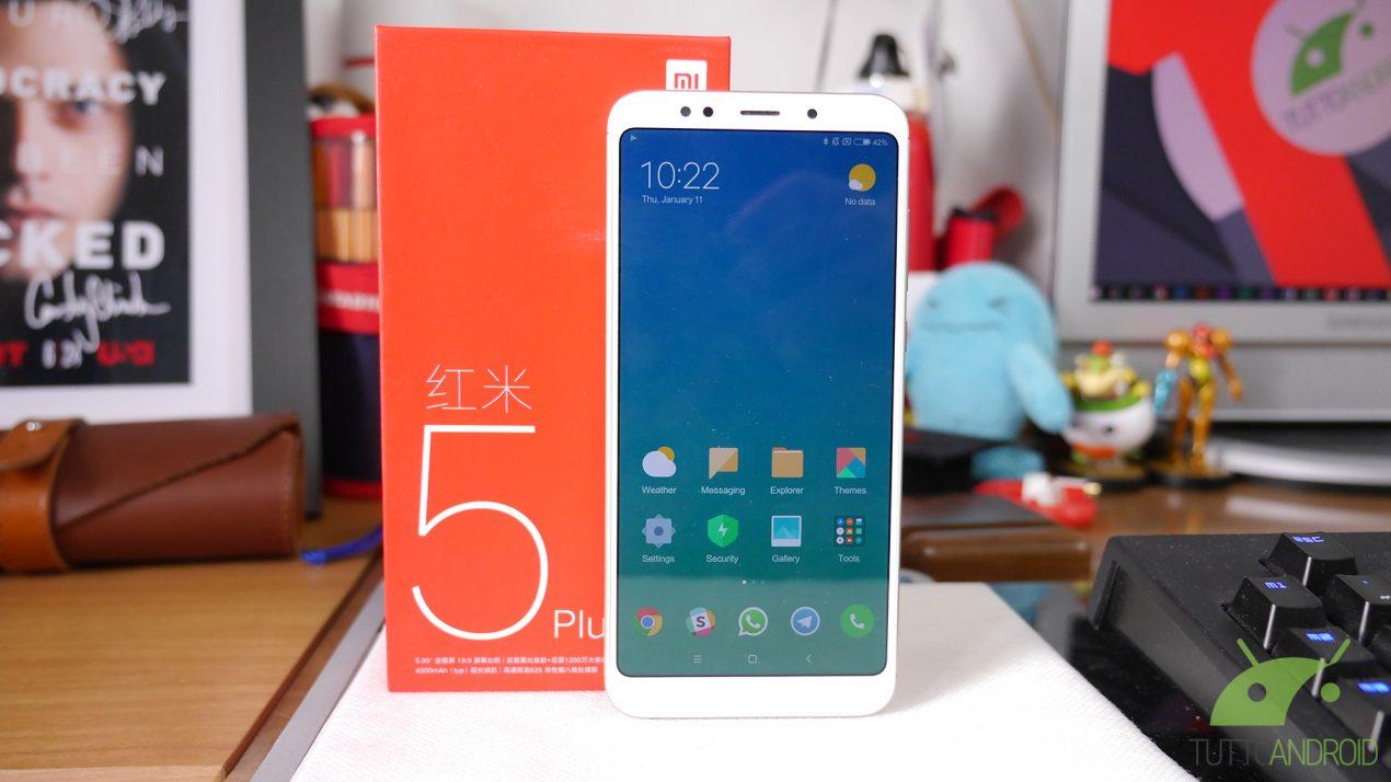 Xiaomi Redmi  Plus E Disponibile Su Amazon Italia In Due Colorazioni