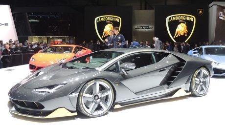Android Auto sbarca sulle Lamborghini: è il momento di acquistarne una