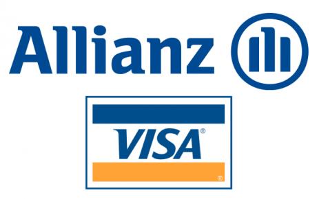 Allianz Visa logo