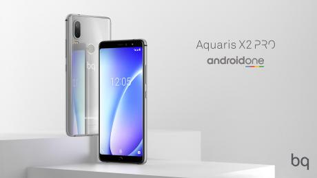 BQ Aquaris X2 e X2 Pro saranno i primi Android One del brand