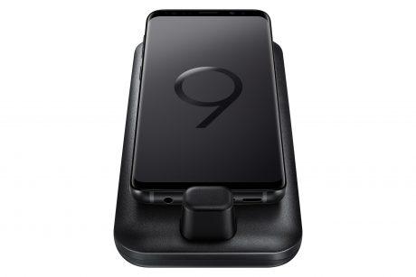Con Samsung Galaxy S9 arriva anche il nuovo e aggiornato Samsung DeX Pad