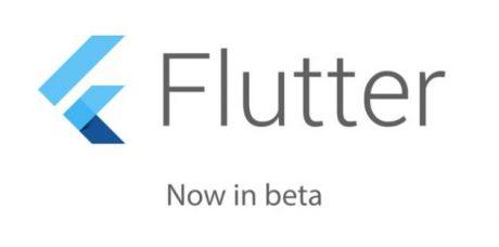 Flutter framework beta