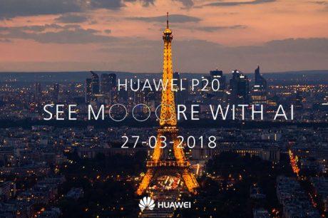 Huawei P20 avrà tre fotocamere: ulteriore conferma in una nu