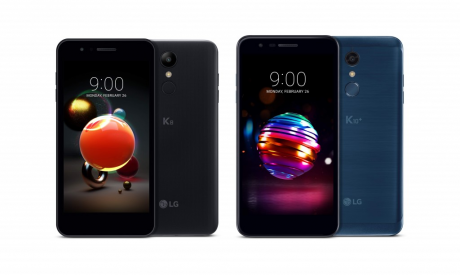 LG presenta LG K8 e LG K10 prima di MWC 2018, LG V30s sarà i