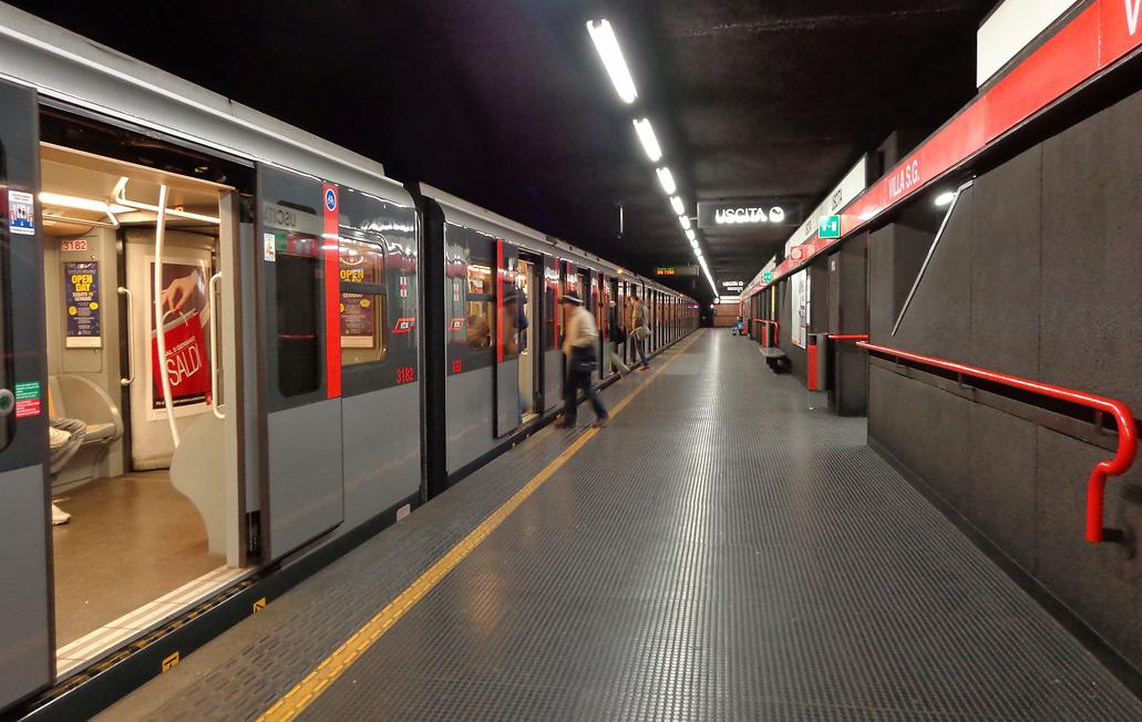Wi-Fi libero nelle stazioni della metropolitana di Milano