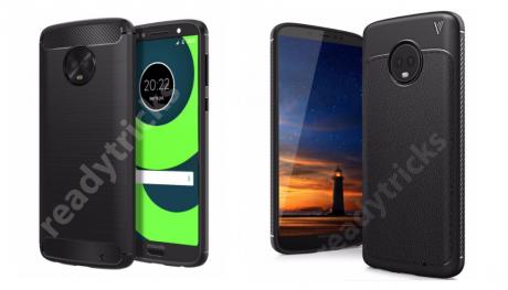 Moto G6 Plus Case 1
