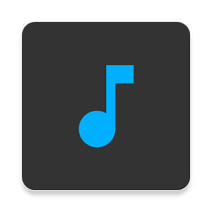 Music Player GO è un lettore musicale minimale con interfacc