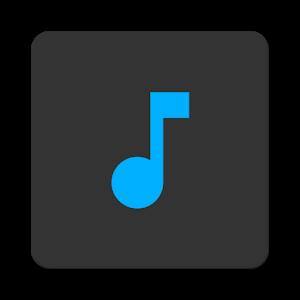 Music Player GO è un lettore musicale minimale con interfacc