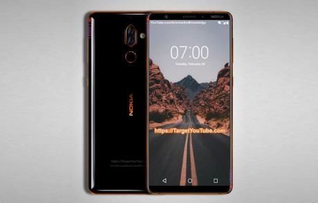 Nokia 7 Plus Renders 6
