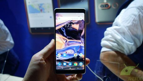 Nokia 7 Plus, bello e completo con Android One: anteprima da