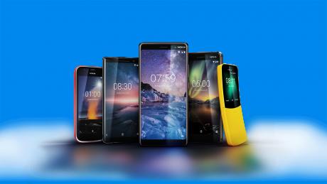 Rivoluzione Nokia: tutti gli smartphone futuri faranno parte