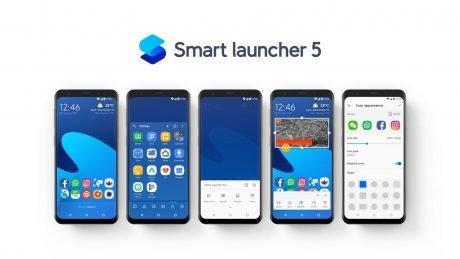 Scopriamo Smart Launcher 5, che si rinnova completamente a due anni di distanza