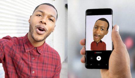 Samsung brevetta un sistema di videochiamate con AR Emoji