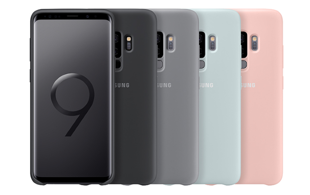 custodia per s9 plus originale samsung