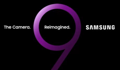 Samsung consiglia come seguire la presentazione di Galaxy S9