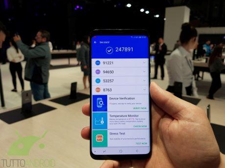 Samsung Galaxy S9 AnTuTu1