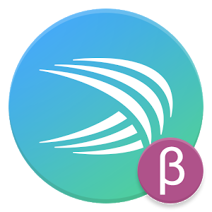 L'update della beta di SwiftKey introduce una toolbar e ades