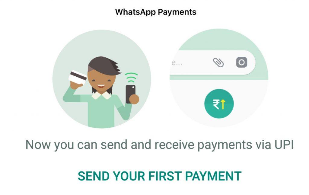 Whatsapp Pagamenti