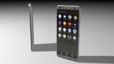 Sony Xperia XZ2 vicini al debutto, ma i render e i benchmark sono inarrestabili